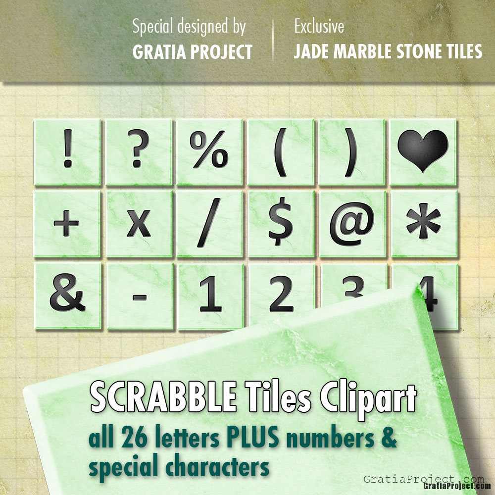 scrabble-tiles-jade-marble-stone-letters