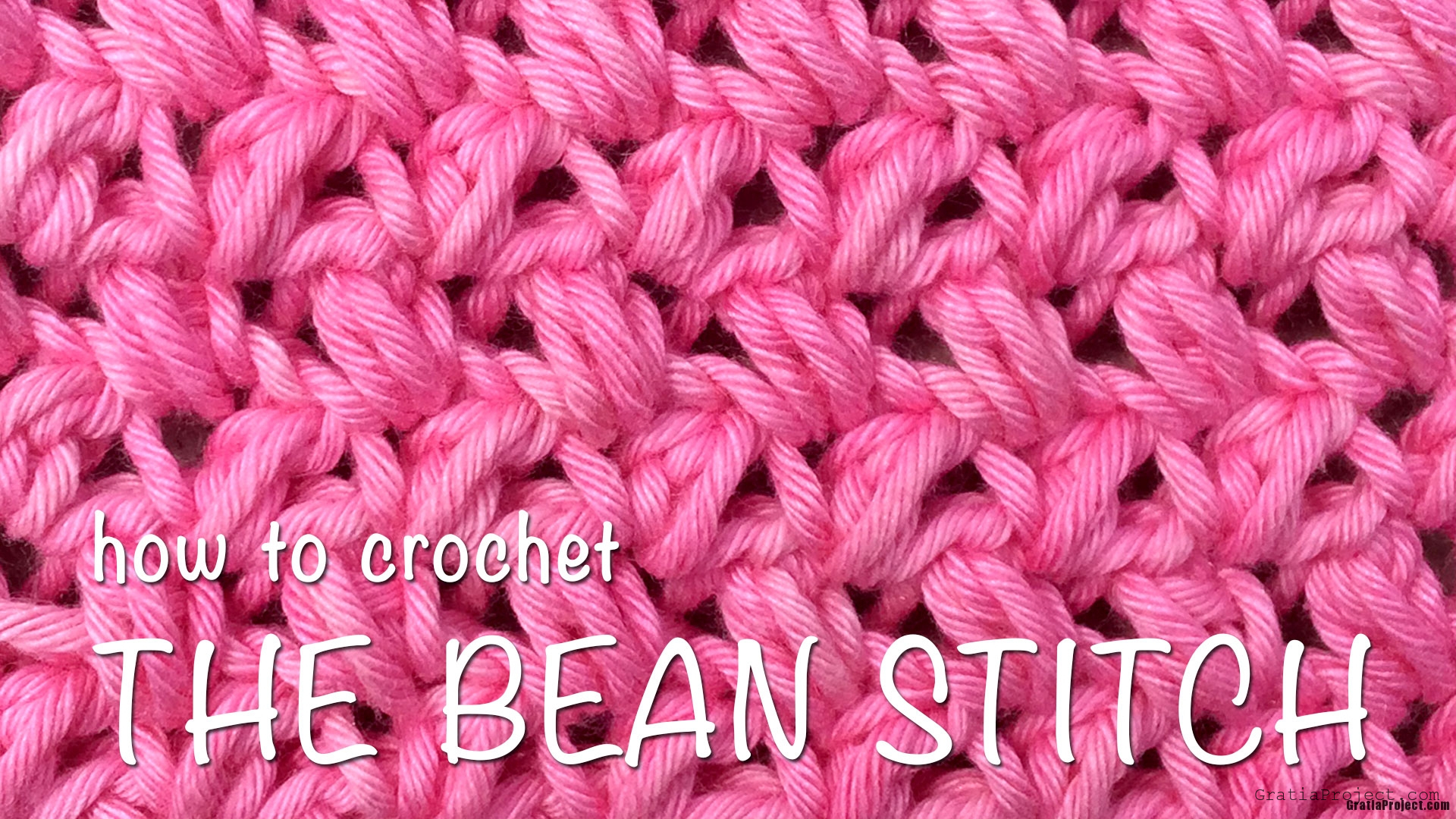 how-to-crochet-the-bean-stitch