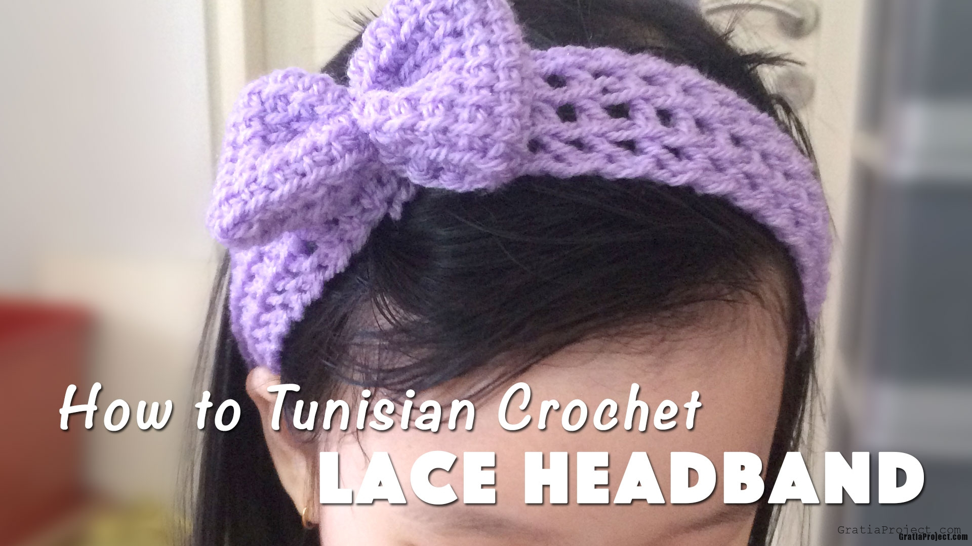 how-to-tunisian-crochet-lace-headband